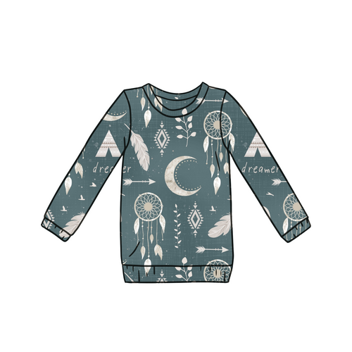 Dreamer Long Sleeve Top
