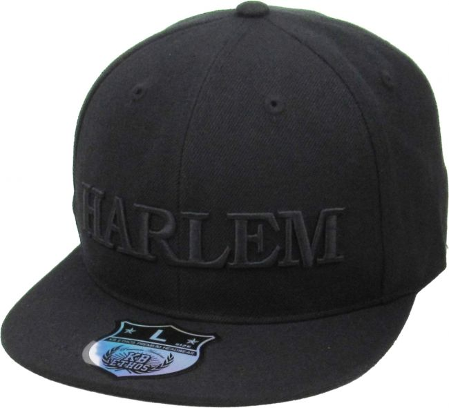 HARLEM FITTED