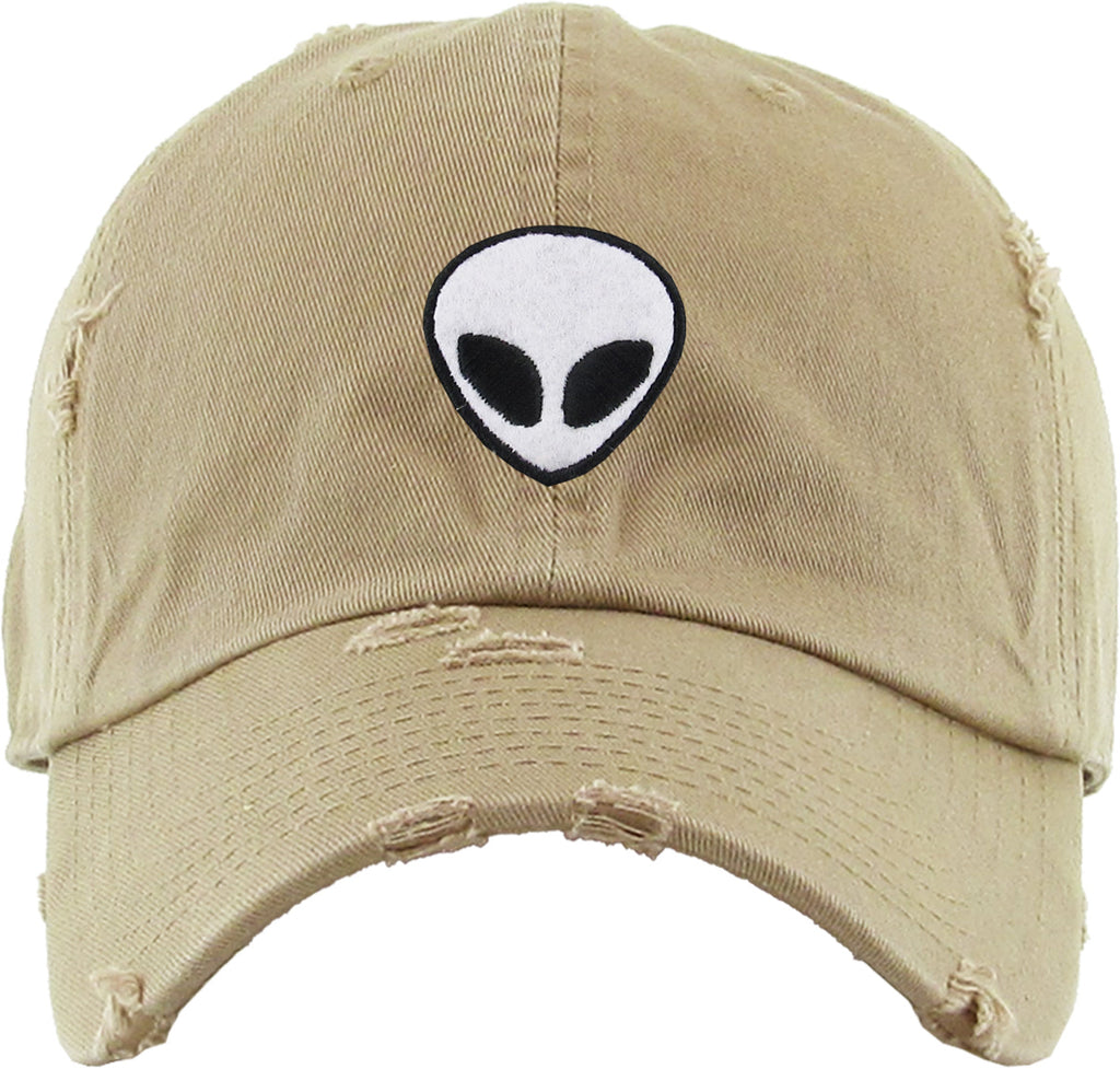 Alien Vintage Dad Hat
