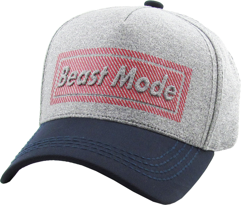 Beast Mode Ballcap One Size Adjustable