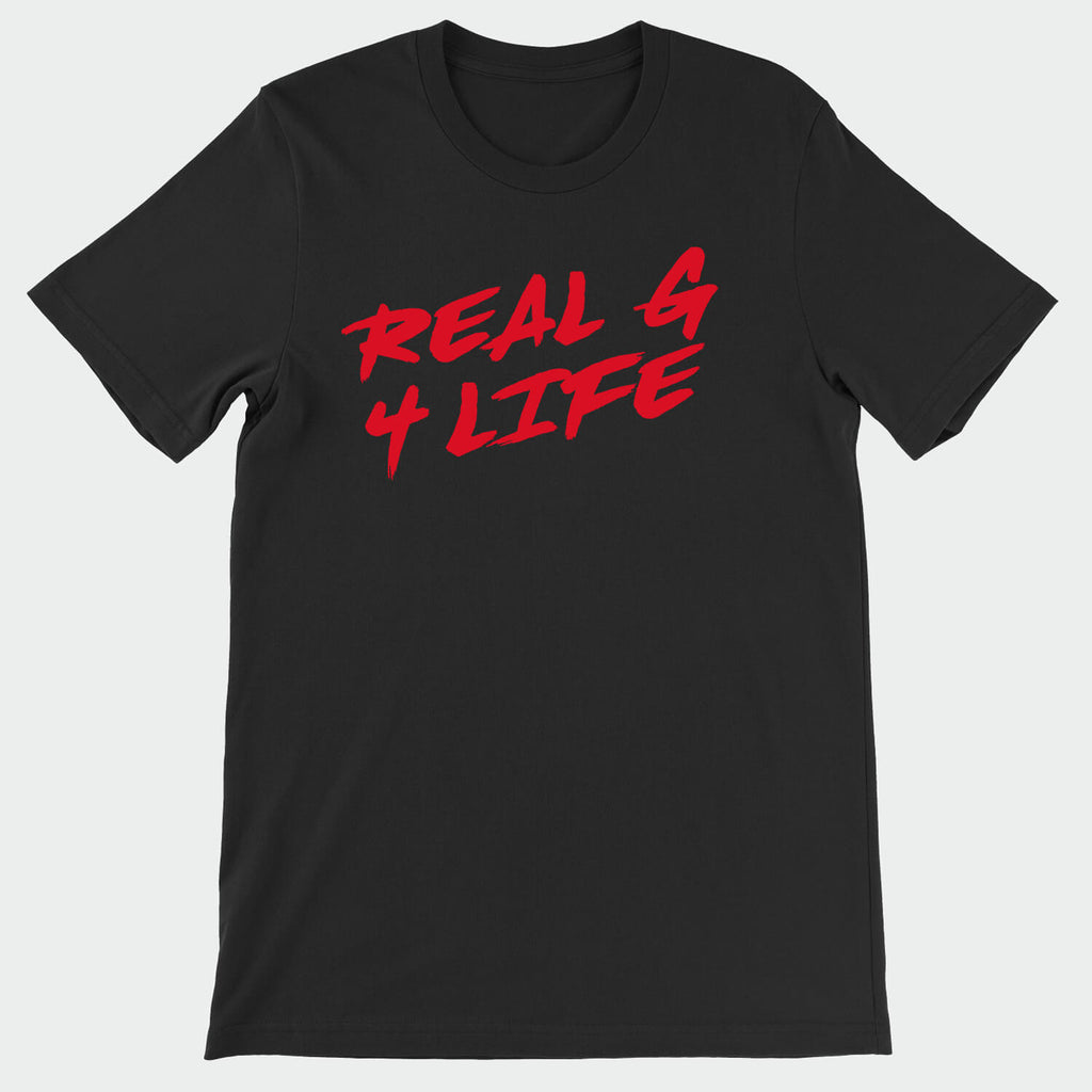 Real G 4 Life Round Neck T-Shirt