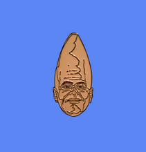 Load image into Gallery viewer, Beldar Conehead Enamel Pin