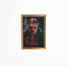 Load image into Gallery viewer, Vigo the Carpathian lenticular Pin