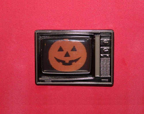 Halloween III TV Pin (non lenticular)