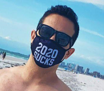 2020 Sucks Mask