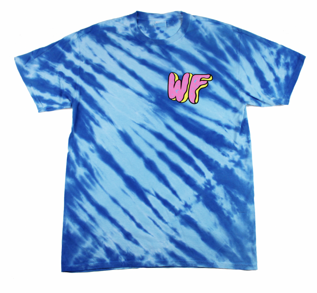WF TIE-DYE DONUT TEE (L/XL/2X: SOLD OUT)