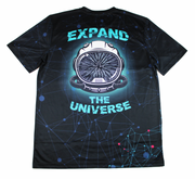 EXPAND THE UNIVERSE TEE (L/XL/2X SOLD OUT)