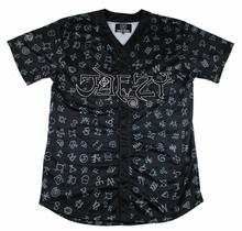 Load image into Gallery viewer, JEEZY Baseball Jersey