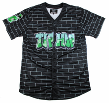 Load image into Gallery viewer, TIP HOP BASEBALL JERSEY (L/XL SOLD OUT)