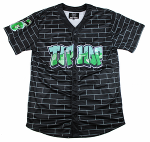 TIP HOP BASEBALL JERSEY (L/XL SOLD OUT)