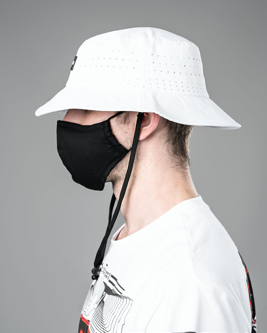 OBSIDIAN BUCKET HAT ( Pearl Edition )