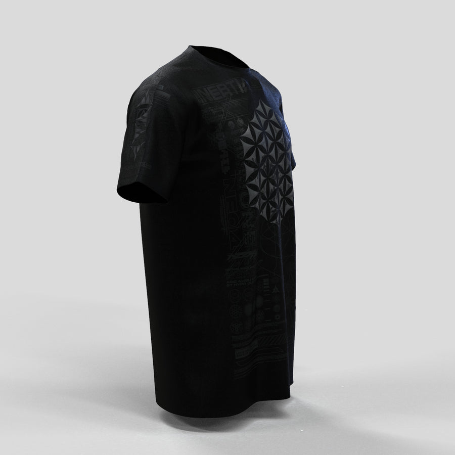 Black Reflective INERTIA ( 1 for 1 sweater campaign )