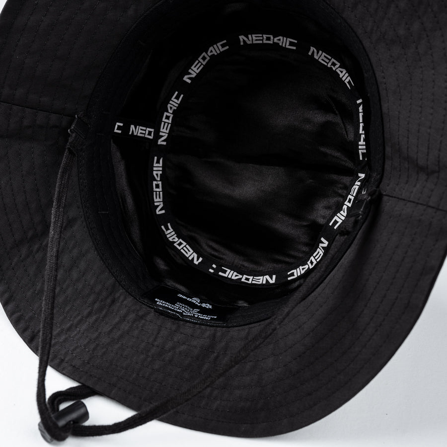 OBSIDIAN BUCKET HAT