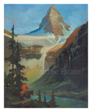 Load image into Gallery viewer, Walter Jardine Canadian scene