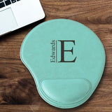 Personalized Mint Mouse Pad