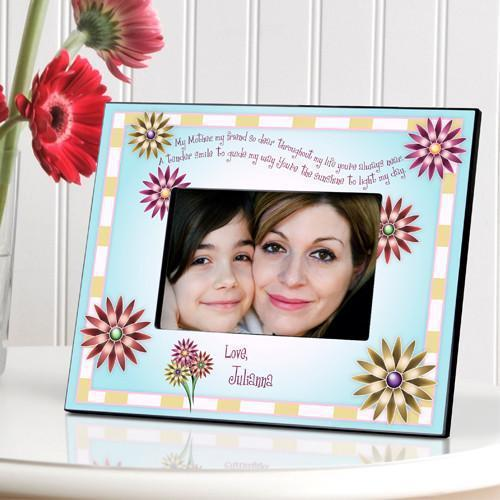Personalized Mothers Poem Frame - You're My Sunshine