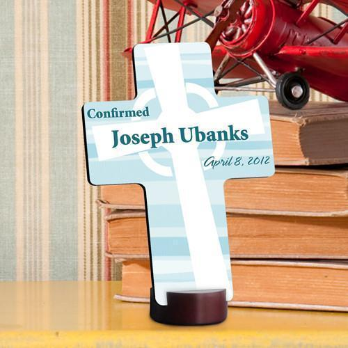 Personalized Confirmation Cross
