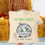 Personalized Trick or Treat Bags - Halloween Treat Bags - Gifts for Kids