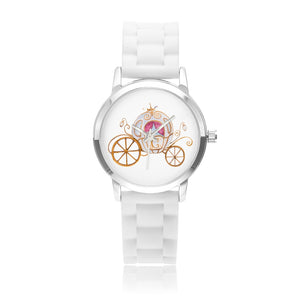 Cindrella's Carriage Children's Watch