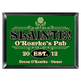 Personalized Irish Bar Signs