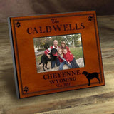 Personalized Cabin Series Picture Frames