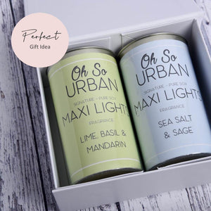 Maxi Light Gift Set / Gift Boxed