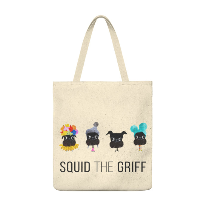 'Squid Lineup' - Tote Bag