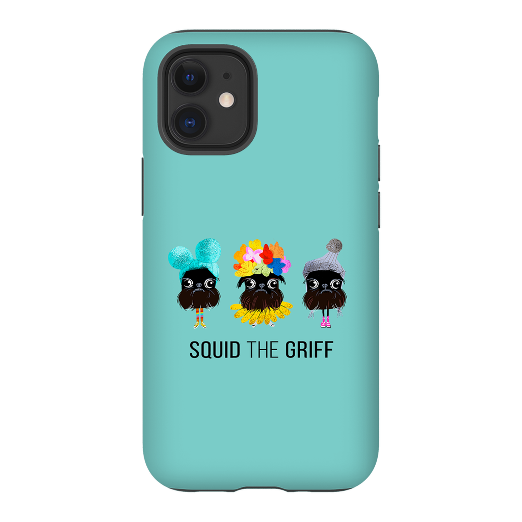 Phone Case - Squid Lineup