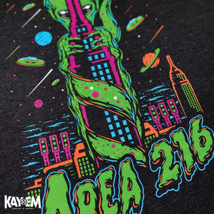 Area 216 Black T-shirt