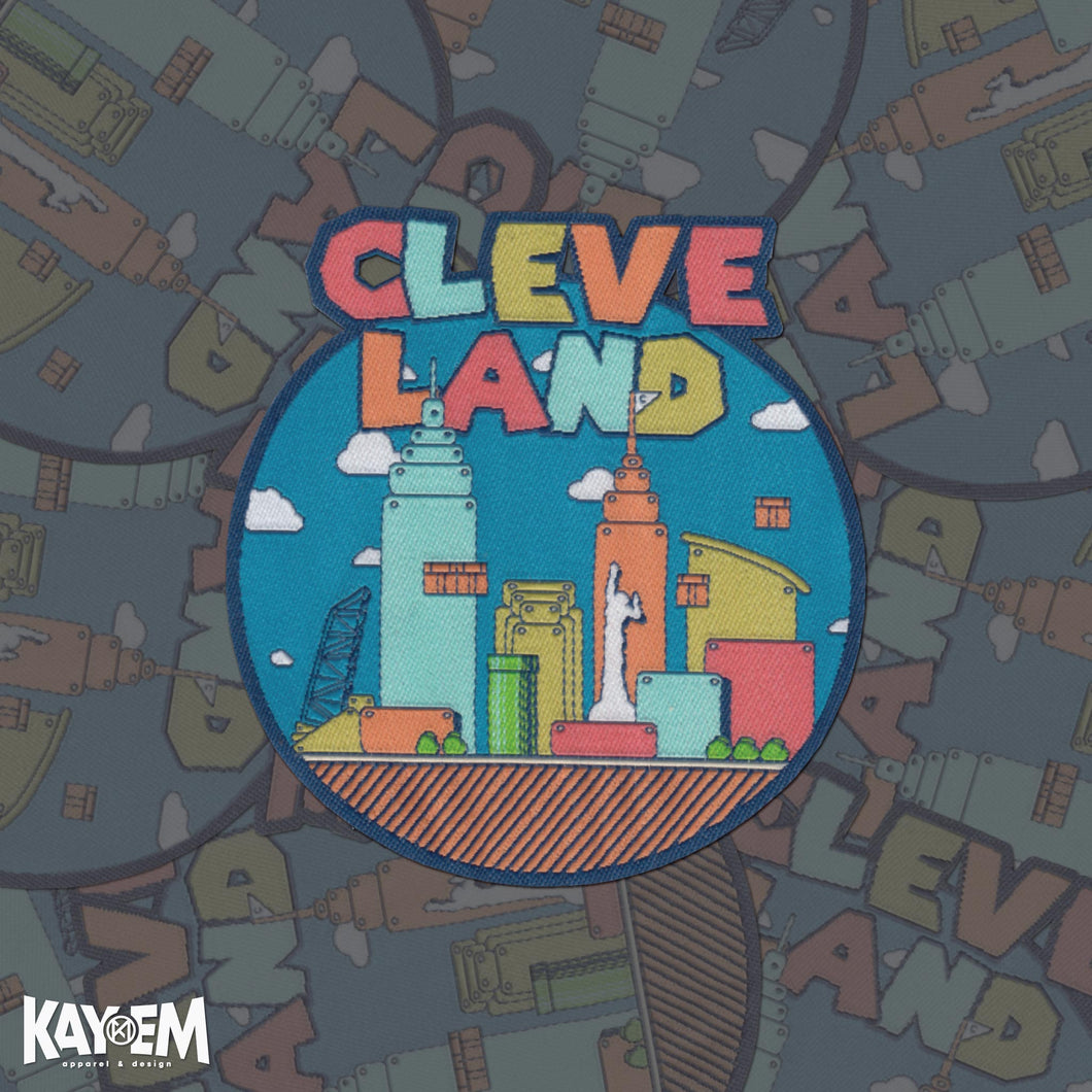 Colorful Cleveland Patch
