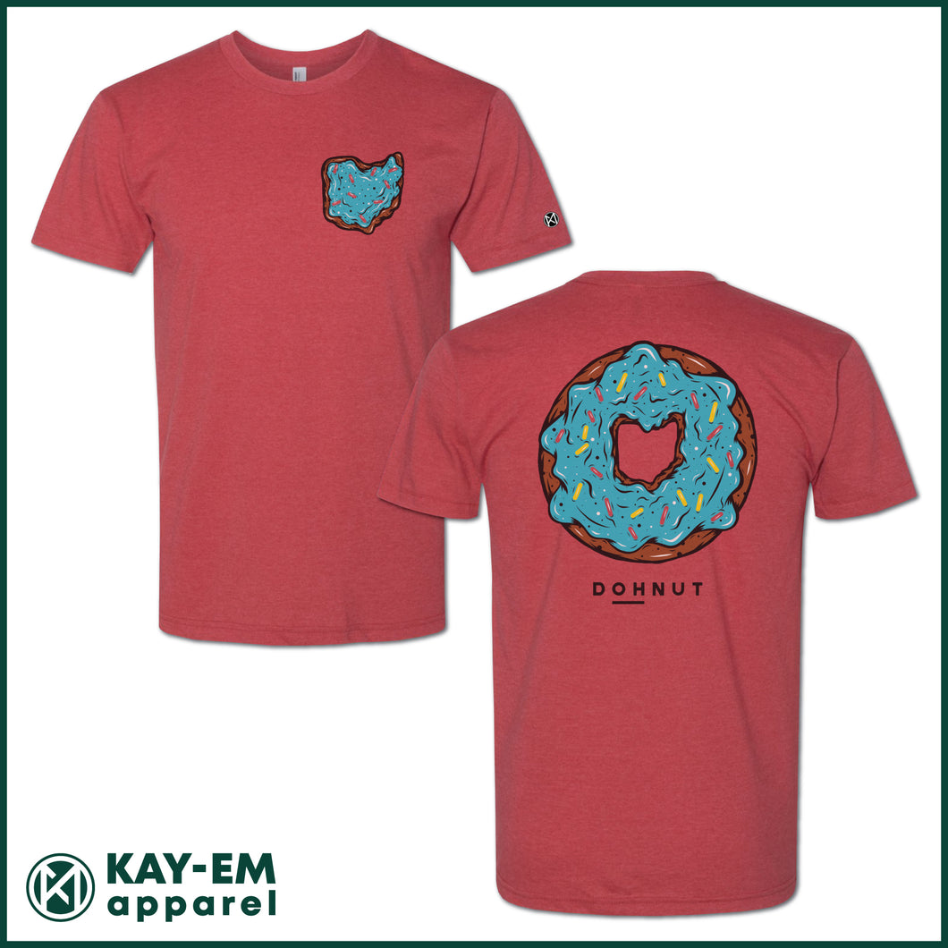 Donut Red T-Shirt