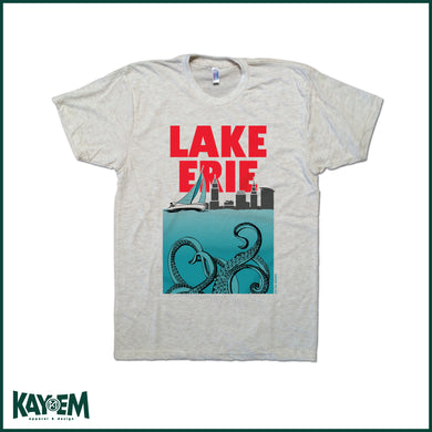 Lake Erie Oatmeal T-Shirt