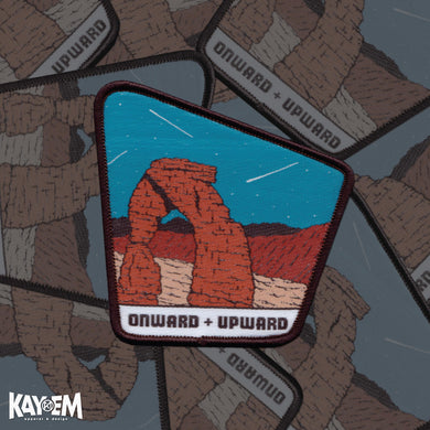 Onward + Upward Patch