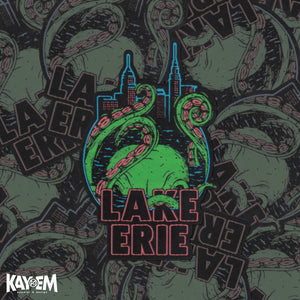 Revenge of the Lake Erie Monster Patch