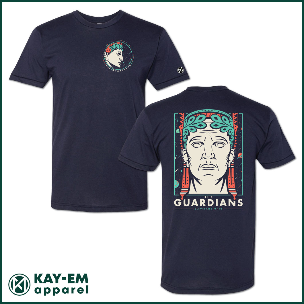 The Guardians Navy T-Shirt
