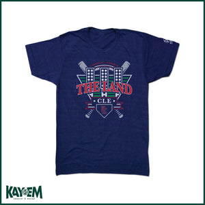 The Land Navy T-Shirt