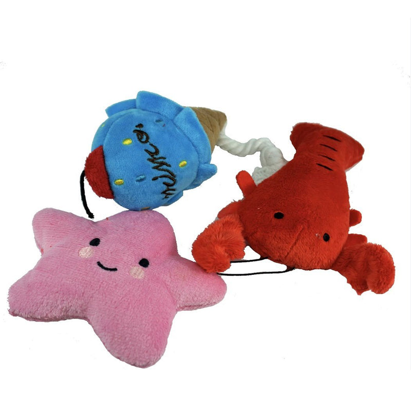 3 Pack Dog Toys - Wild Pet Supply