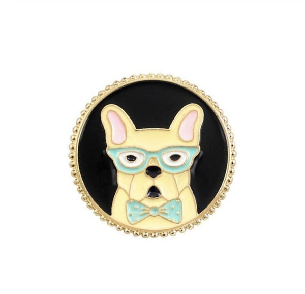Archie The Dog Pin - Wild Pet Supply