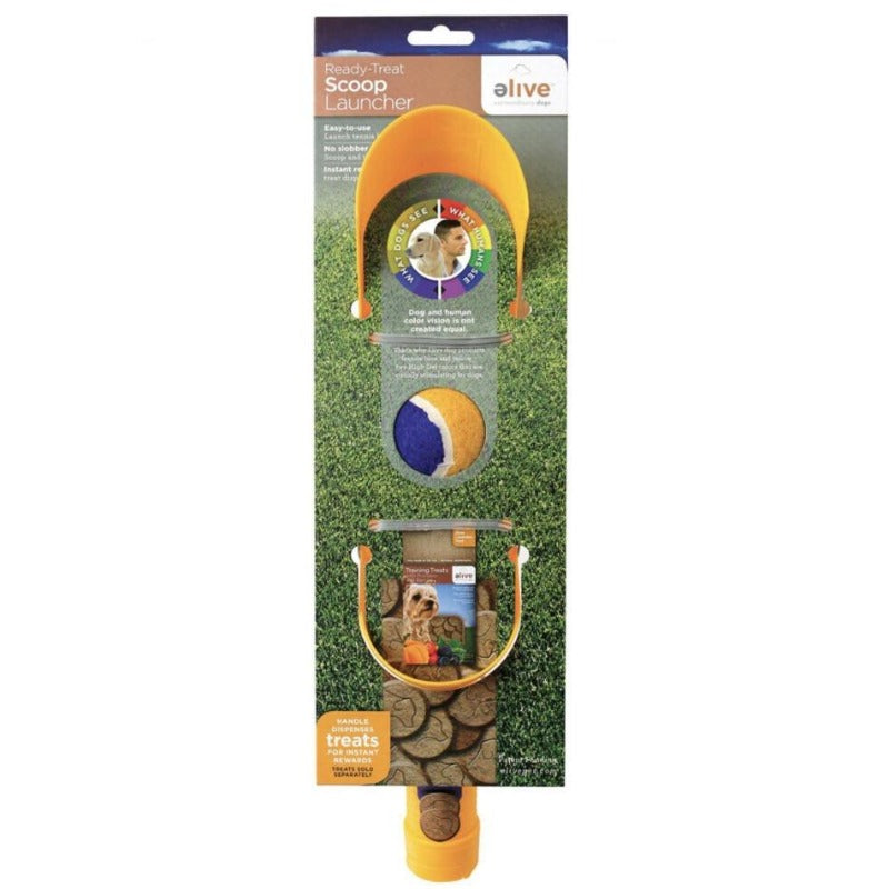 Ball Launcher SCOOP LAUNCHER - Wild Pet Supply