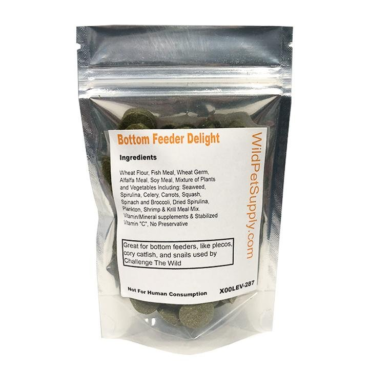 Bottom Feeder Delight - Wild Pet Supply