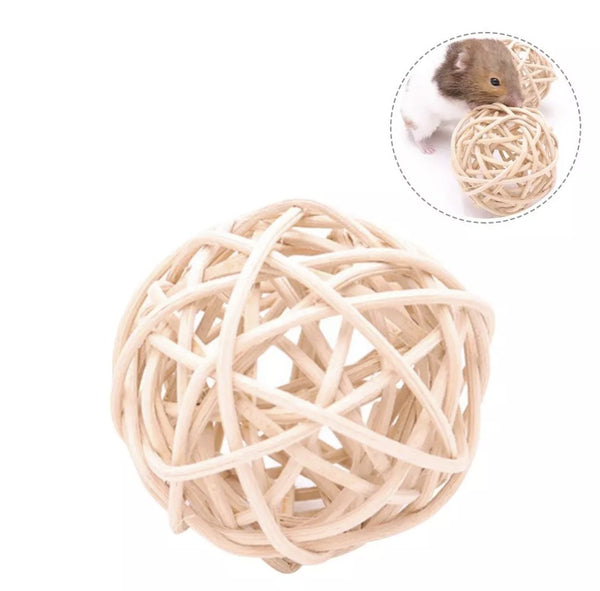 Hamster Hand-weaved Ball - Wild Pet Supply