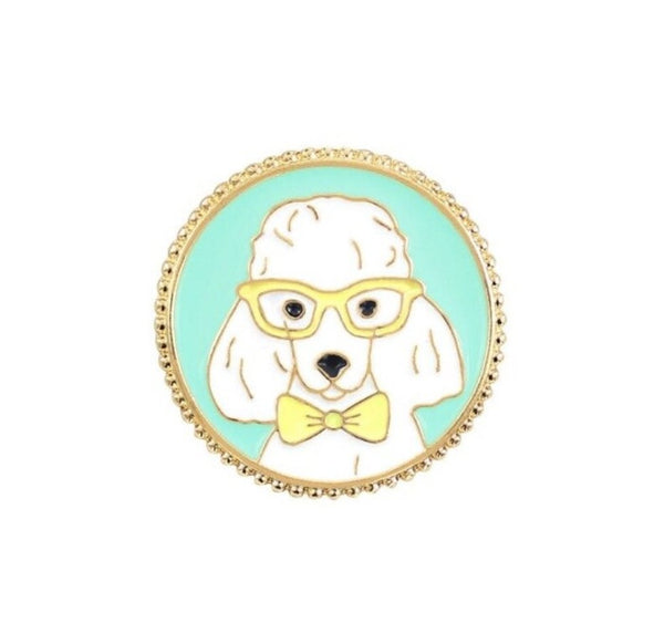 Marley The Dog Pin - Wild Pet Supply