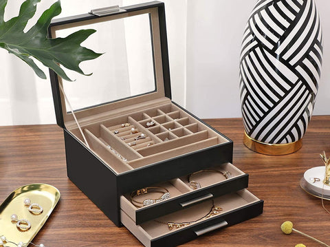 Jewellery Box to Prevent scratches
