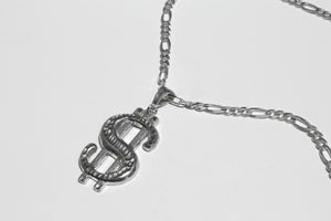Load image into Gallery viewer, Dollar Sign Pendant
