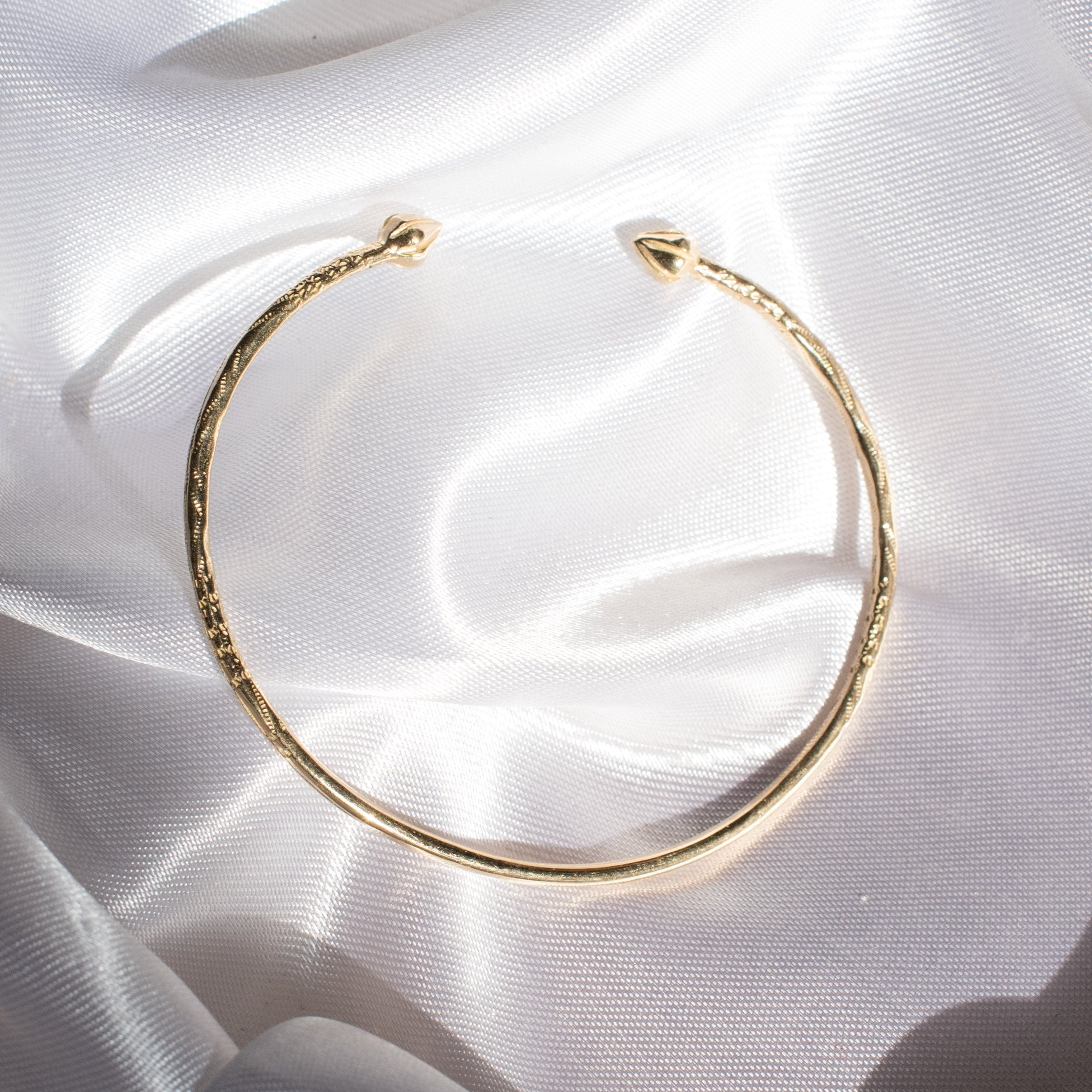cheap solid gold bangle, 10k gold, solid bangle, handmade, misc jewellery
