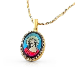 Load image into Gallery viewer, Jesus Pendant I