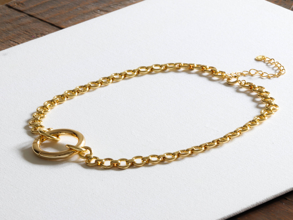 Octavia Belcher Chain With Lock