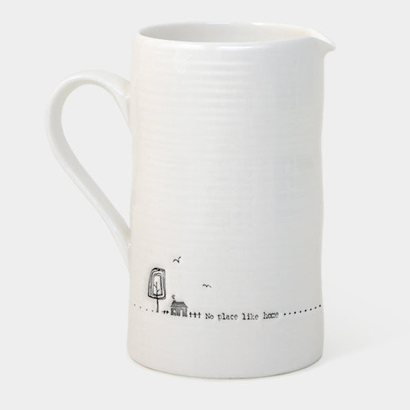 'No Place Like Home' Jug
