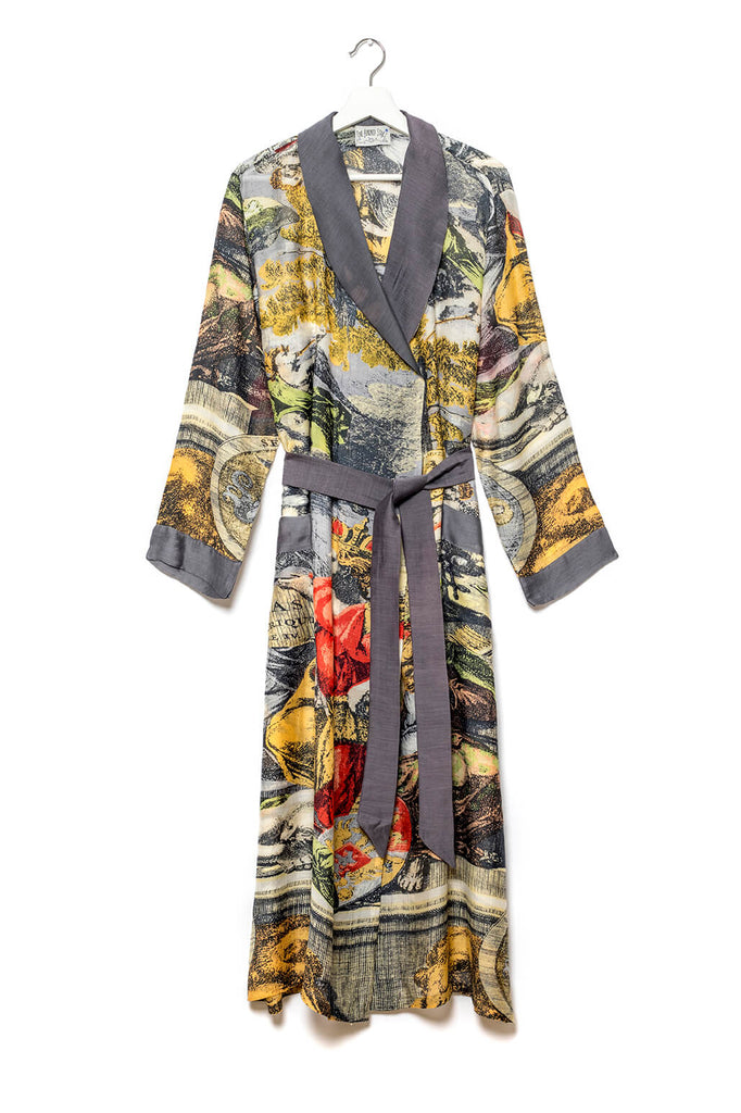 One Hundred Stars Atlas Dressing Gown