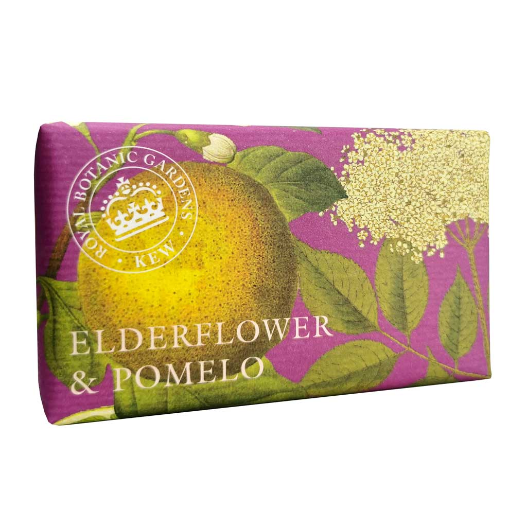 Elderflower and Pomelo Kew Gardens Soap